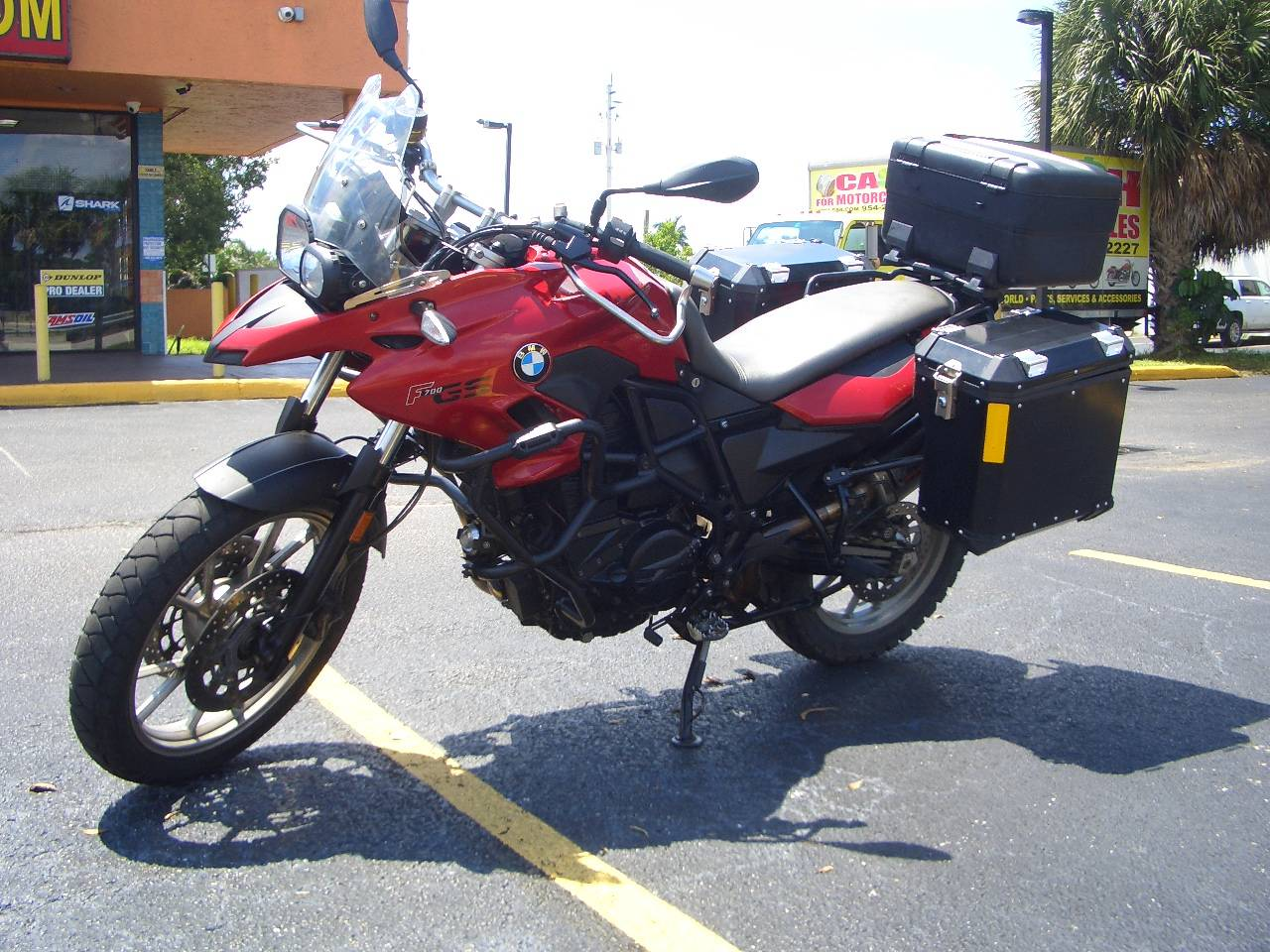 2014 BMW F 700 GS in Fort Lauderdale, Florida - Photo 2