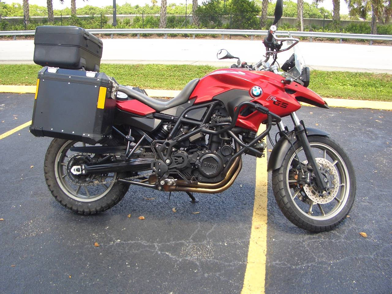 2014 BMW F 700 GS in Fort Lauderdale, Florida - Photo 7