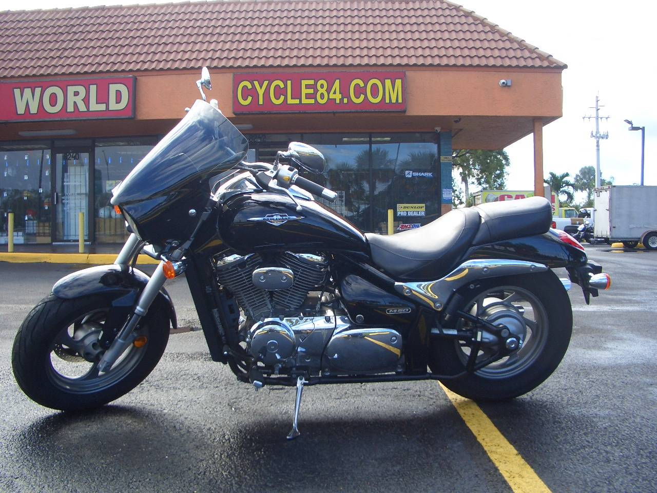 2013 Suzuki Boulevard M50 in Fort Lauderdale, Florida - Photo 1