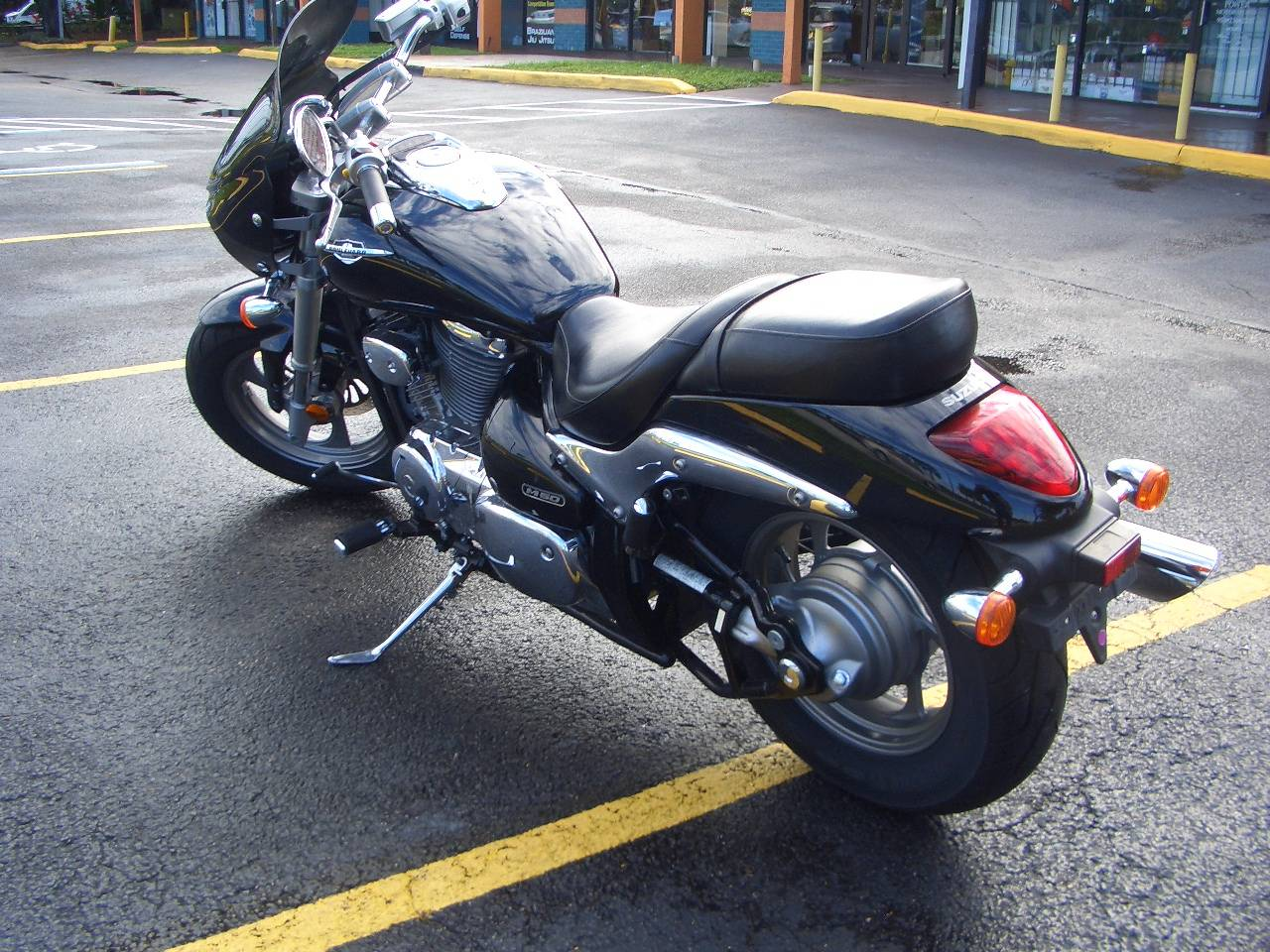 2013 Suzuki Boulevard M50 in Fort Lauderdale, Florida - Photo 3