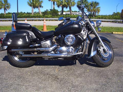 2003 Yamaha V Star 1100 Classic in Fort Lauderdale, Florida