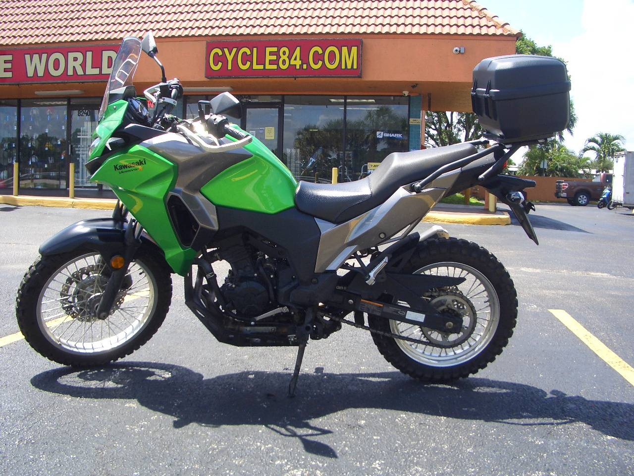 2017 Kawasaki Versys-X 300 in Fort Lauderdale, Florida - Photo 1