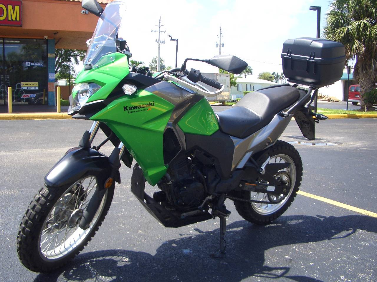 2017 Kawasaki Versys-X 300 in Fort Lauderdale, Florida - Photo 2