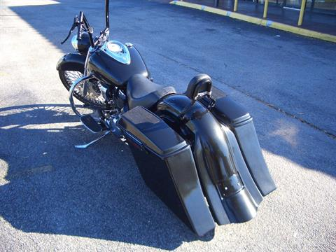 2004 Yamaha Road Star Midnight Silverado® in Fort Lauderdale, Florida