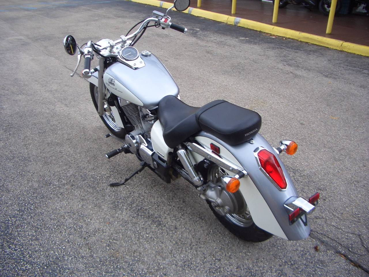 2014 Honda Shadow Aero® in Fort Lauderdale, Florida