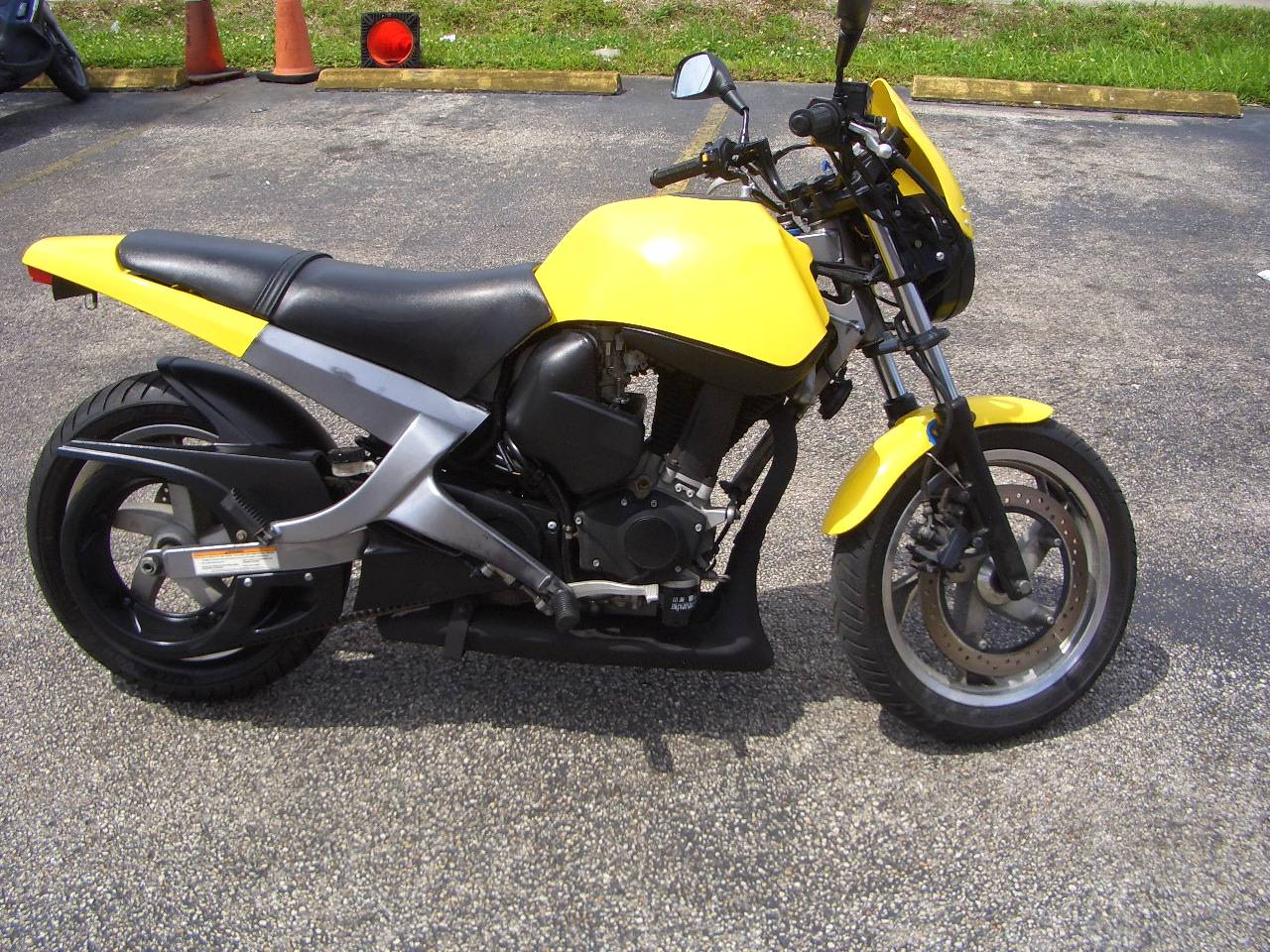 2009 Buell Blast® in Fort Lauderdale, Florida