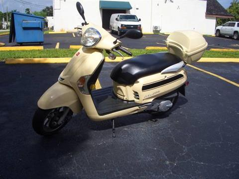 2012 Kymco Like 200i in Fort Lauderdale, Florida - Photo 1