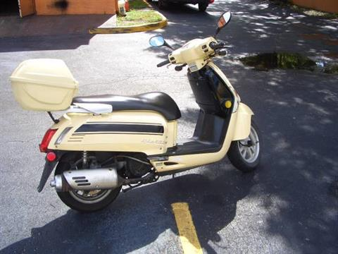 2012 Kymco Like 200i in Fort Lauderdale, Florida - Photo 4