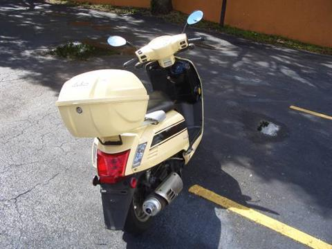 2012 Kymco Like 200i in Fort Lauderdale, Florida - Photo 5