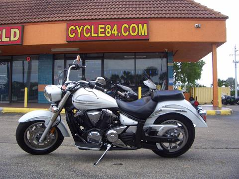 2009 Yamaha V Star 1300 in Fort Lauderdale, Florida