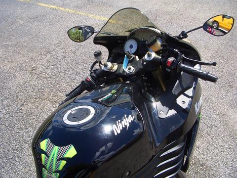 2009 Kawasaki Ninja® ZX™-14 Monster Energy® in Fort Lauderdale, Florida