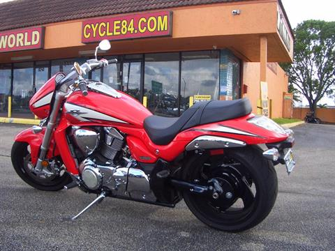 2013 Suzuki Boulevard M109R Limited Edition in Fort Lauderdale, Florida