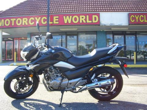 2013 Suzuki GW250 in Fort Lauderdale, Florida - Photo 1