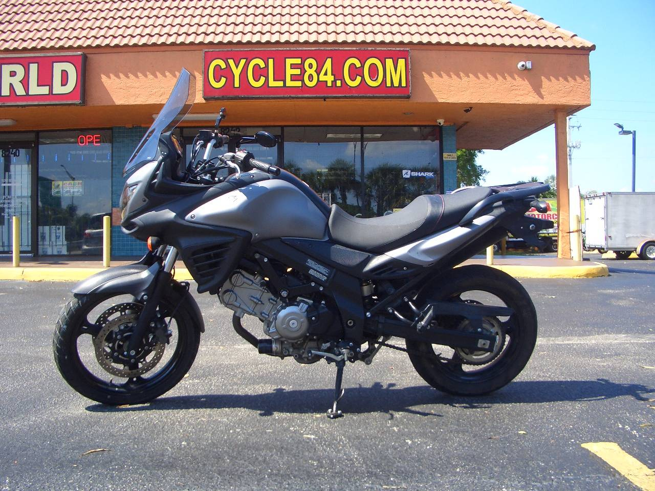 2015 Suzuki V-Strom 650 ABS Adventure in Fort Lauderdale, Florida - Photo 1