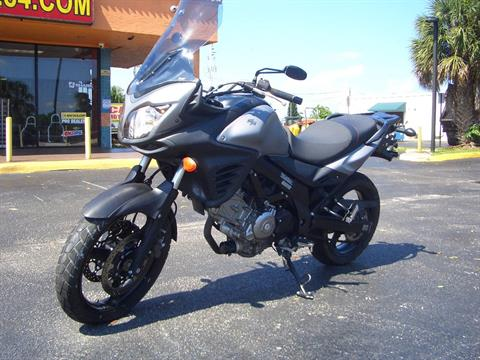 2015 Suzuki V-Strom 650 ABS Adventure in Fort Lauderdale, Florida - Photo 2