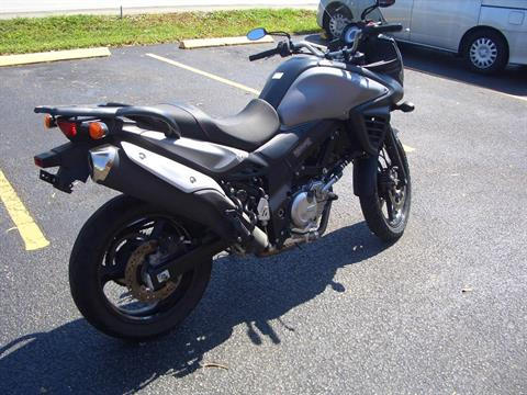 2015 Suzuki V-Strom 650 ABS Adventure in Fort Lauderdale, Florida - Photo 4