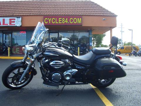 2012 Yamaha V Star 950 Tourer in Fort Lauderdale, Florida