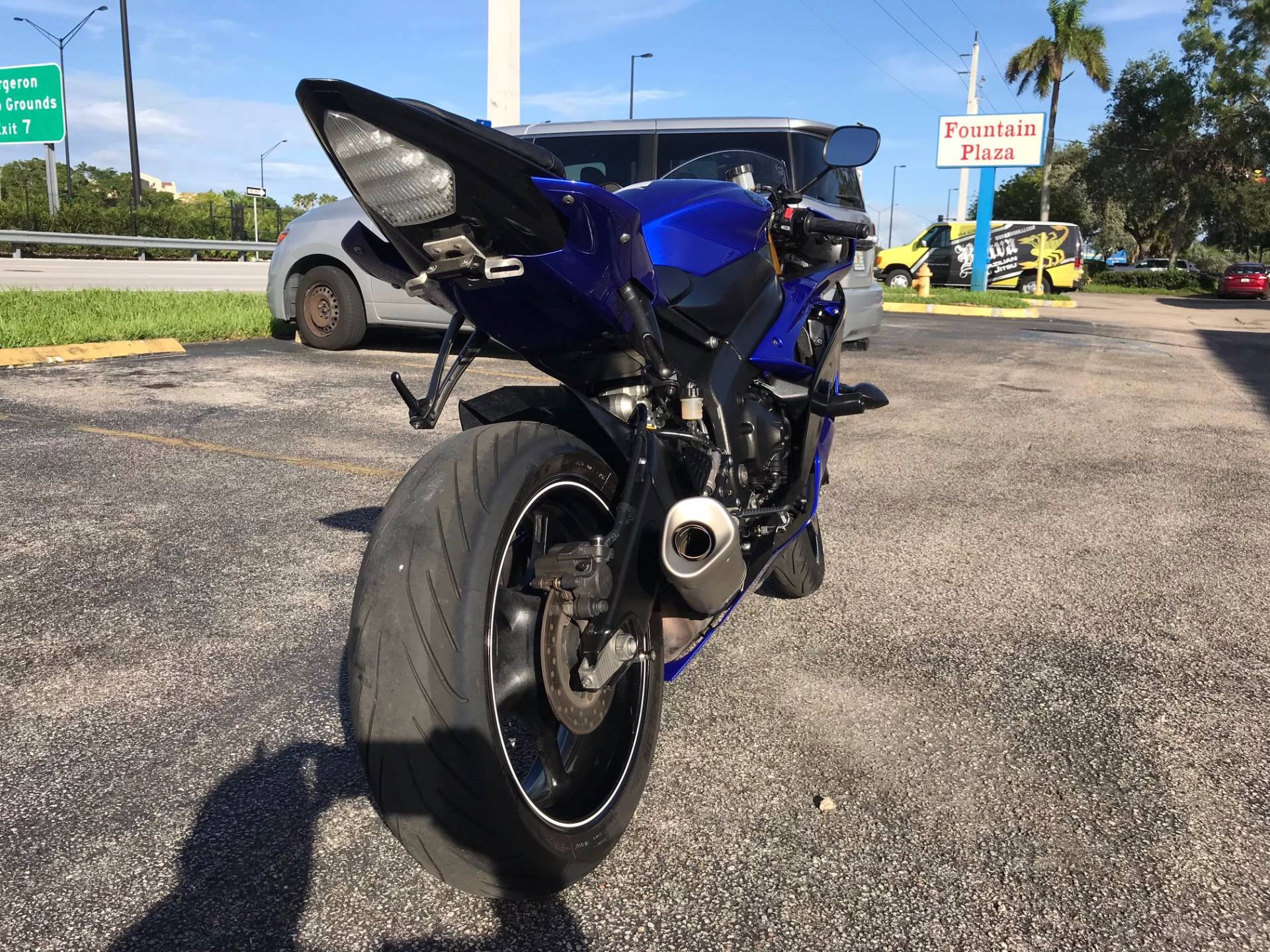 2012 Yamaha YZF-R6 in Fort Lauderdale, Florida
