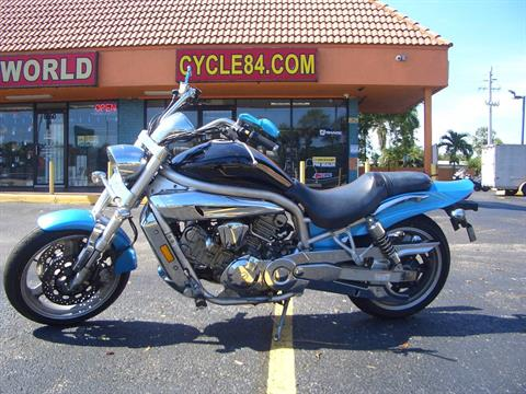 2006 Hyosung GV650 in Fort Lauderdale, Florida - Photo 1