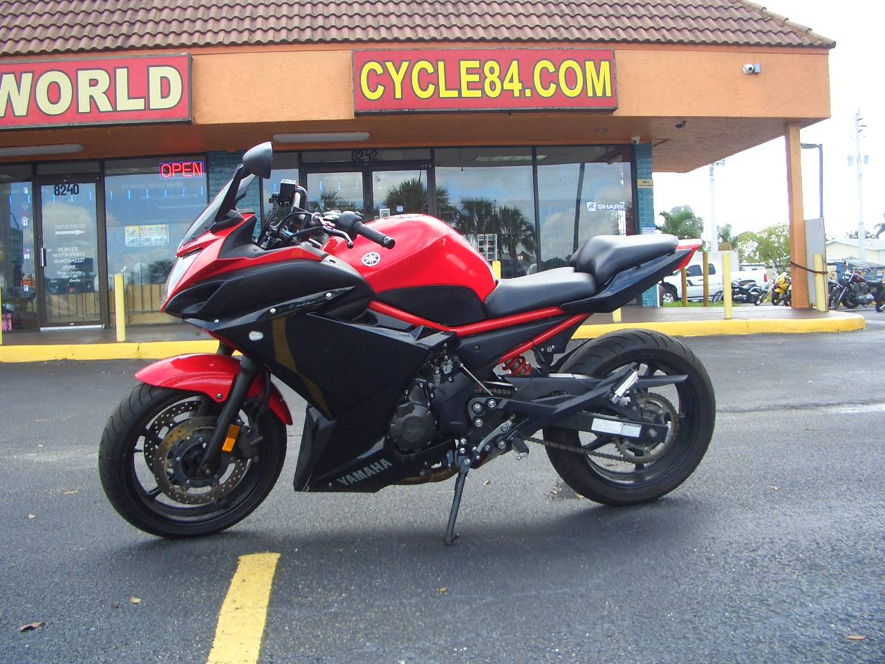 2015 Yamaha FZ6R in Fort Lauderdale, Florida - Photo 1