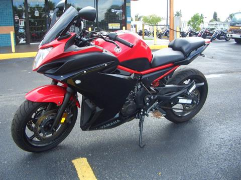 2015 Yamaha FZ6R in Fort Lauderdale, Florida - Photo 2