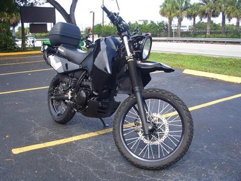 2018 Kawasaki KLR 650 in Fort Lauderdale, Florida - Photo 7