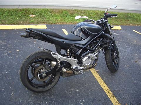 2013 Suzuki SFV650 in Fort Lauderdale, Florida - Photo 5