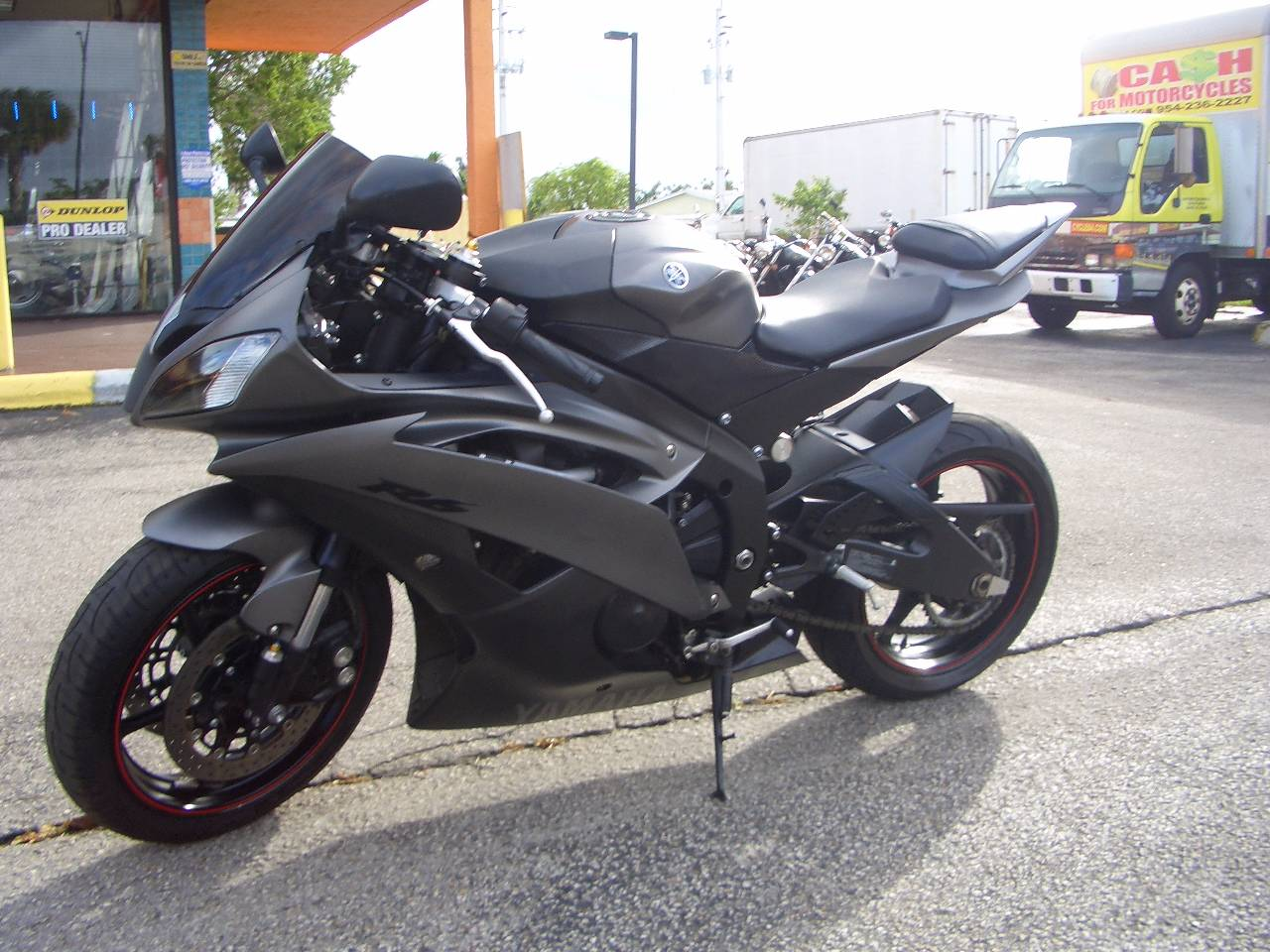 2013 Yamaha YZF-R6 in Fort Lauderdale, Florida