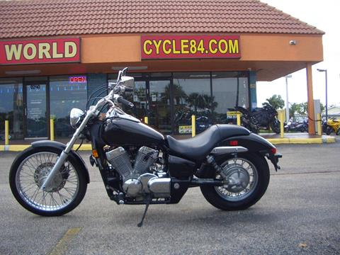 2009 Honda Shadow Spirit 750 in Fort Lauderdale, Florida