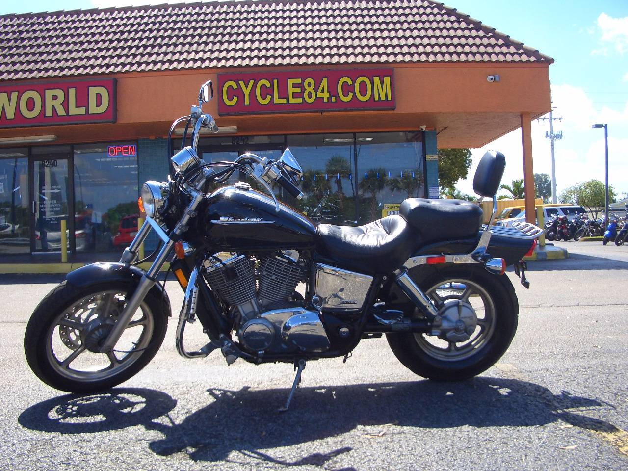 2007 Honda Shadow Spirit™ in Fort Lauderdale, Florida