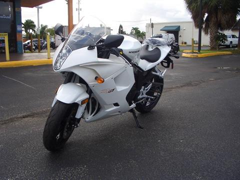2016 Hyosung GT250R in Fort Lauderdale, Florida - Photo 2