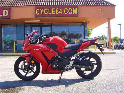 2015 Honda CBR®300R in Fort Lauderdale, Florida