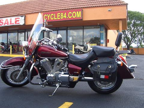 2006 Honda Shadow Aero® in Fort Lauderdale, Florida