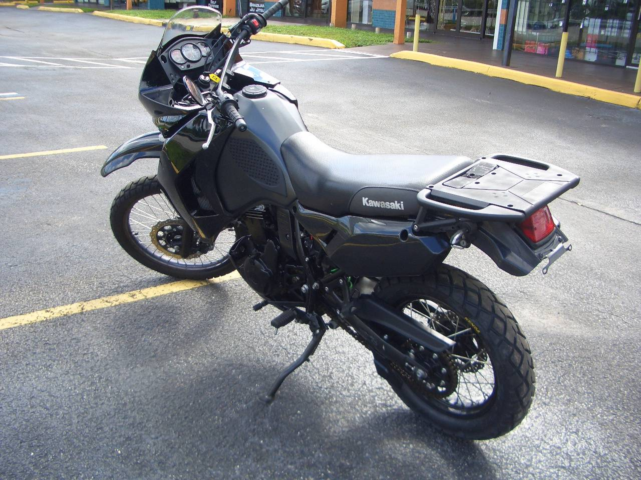 2017 Kawasaki KLR650 in Fort Lauderdale, Florida - Photo 2