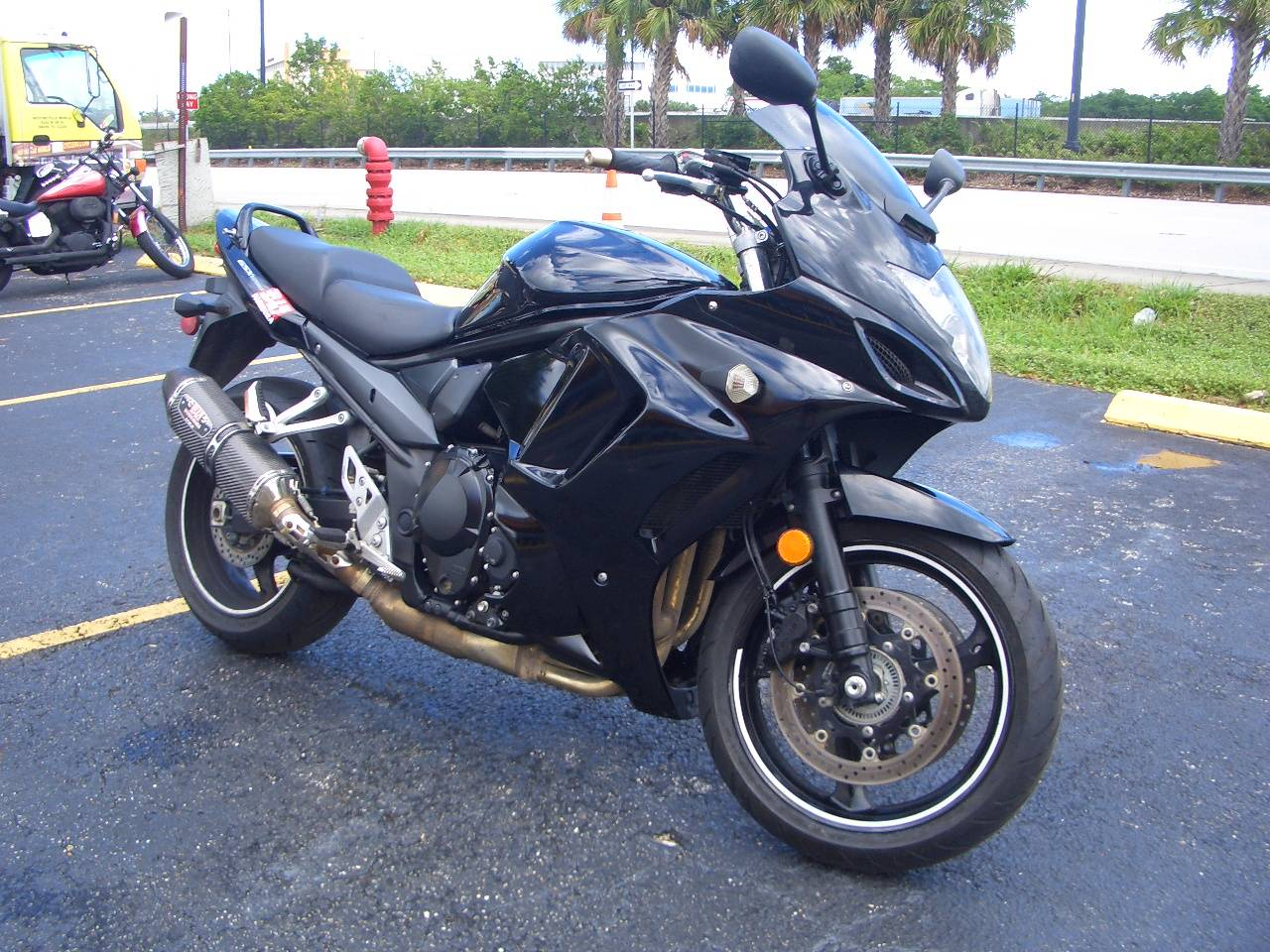 2011 Suzuki GSX1250FA in Fort Lauderdale, Florida - Photo 8