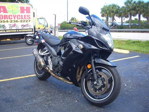 2011 Suzuki GSX1250FA in Fort Lauderdale, Florida - Photo 9