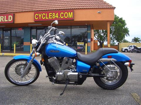 2007 Honda Shadow Spirit™ 750 C2 in Fort Lauderdale, Florida