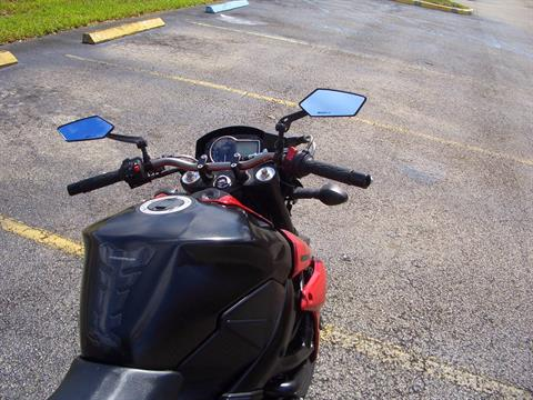 2015 Suzuki GSX-S750 in Fort Lauderdale, Florida