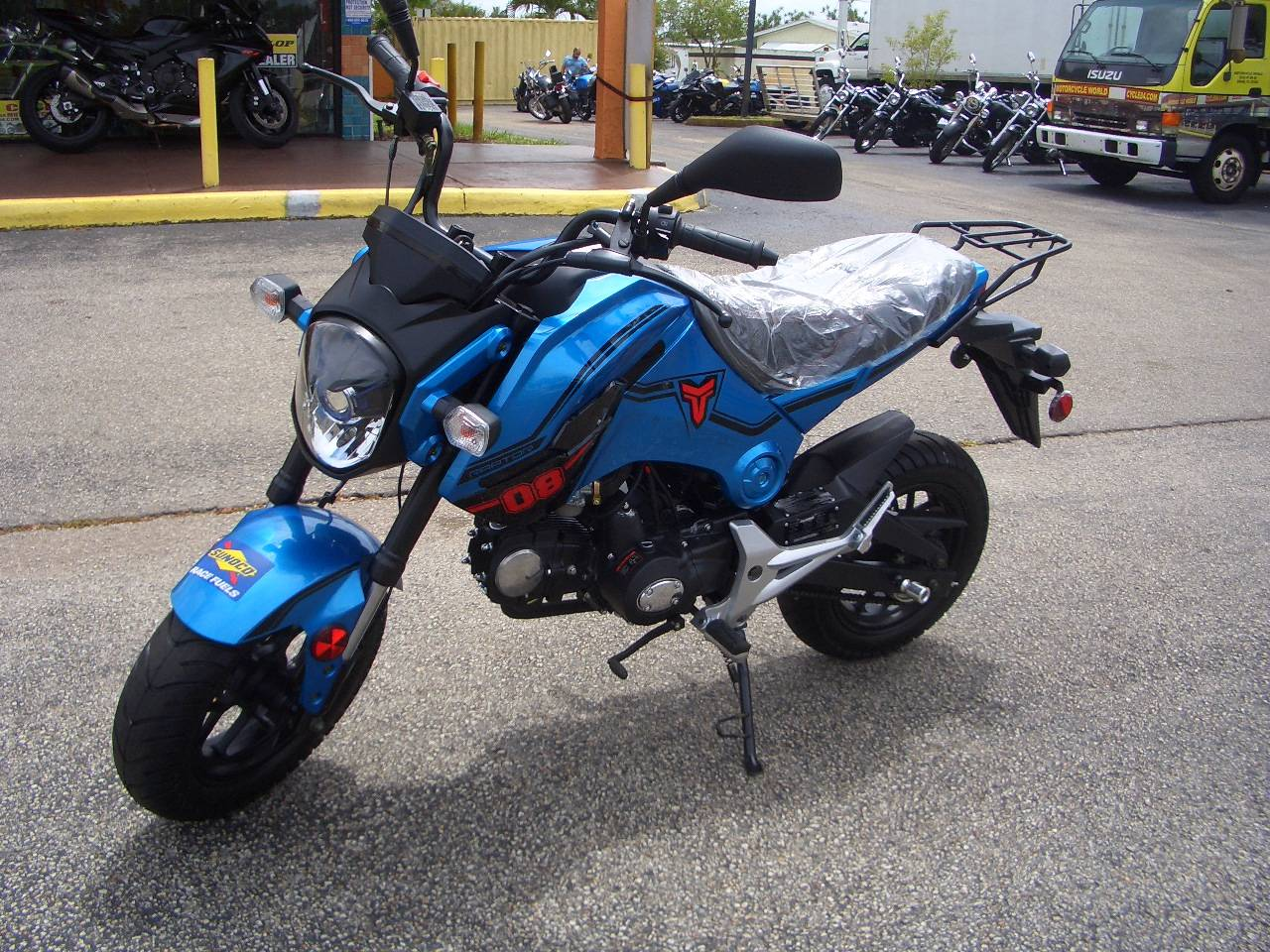 2017 Taotao USA Hellcat125 in Fort Lauderdale, Florida
