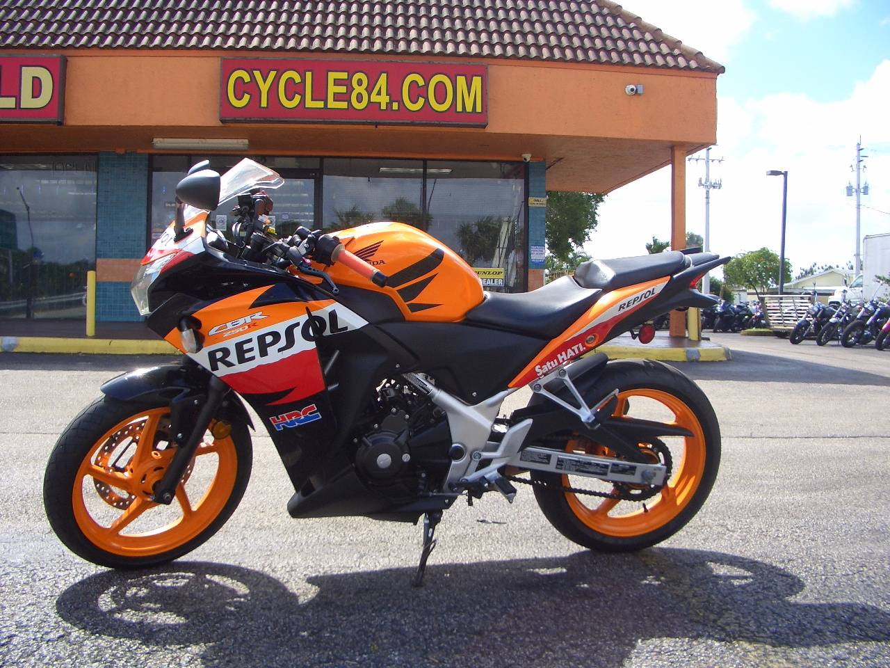 2013 Honda CBR®250R in Fort Lauderdale, Florida