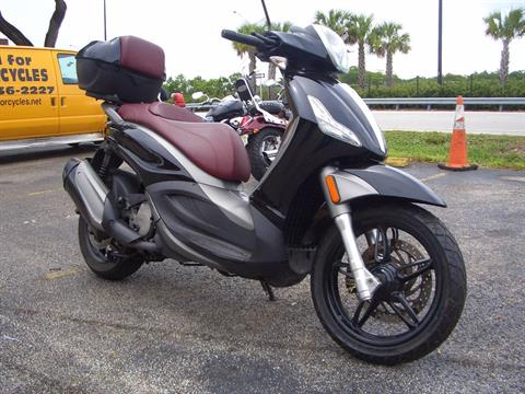 2013 Piaggio BV 350IE in Fort Lauderdale, Florida