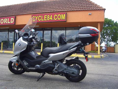 2013 BMW C 600 Sport  in Fort Lauderdale, Florida