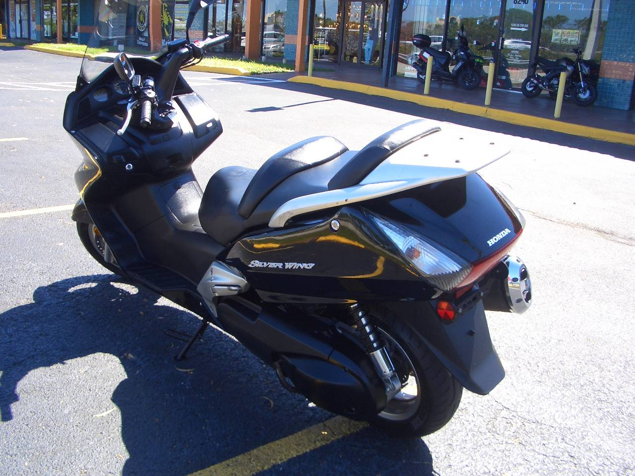 2013 Honda Silver Wing® in Fort Lauderdale, Florida - Photo 3