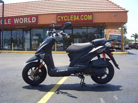 2015 Kymco Super 8 150X in Fort Lauderdale, Florida
