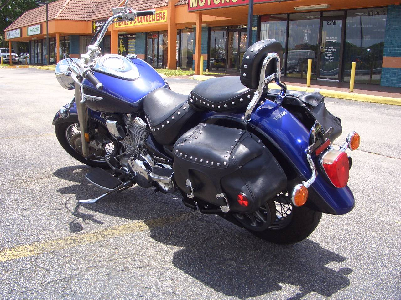 2003 Yamaha Road Star Silverado in Fort Lauderdale, Florida