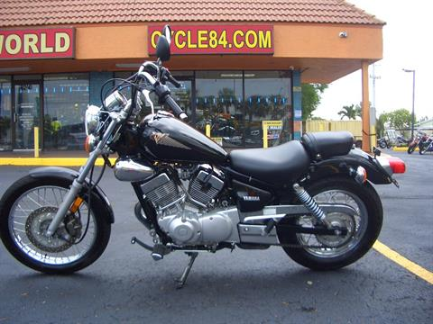 2006 Yamaha Virago 250 in Fort Lauderdale, Florida
