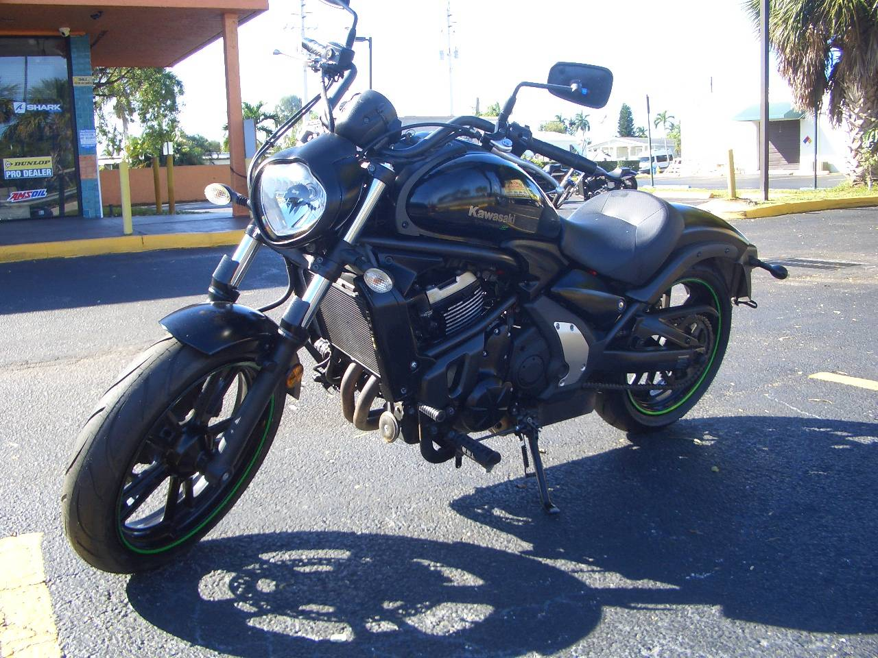 2015 Kawasaki Vulcan® S in Fort Lauderdale, Florida - Photo 2