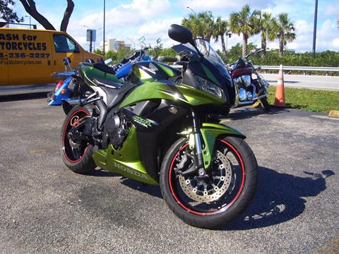 2008 Honda CBR®600RR in Fort Lauderdale, Florida
