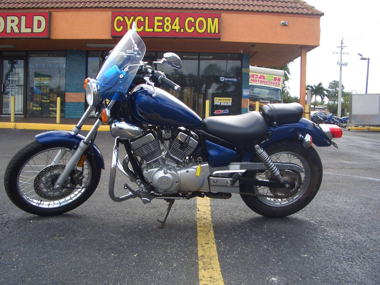 2013 Yamaha V Star 250 in Fort Lauderdale, Florida - Photo 1