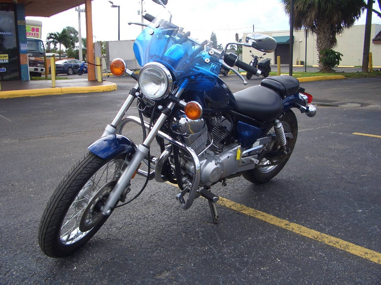 2013 Yamaha V Star 250 in Fort Lauderdale, Florida - Photo 2